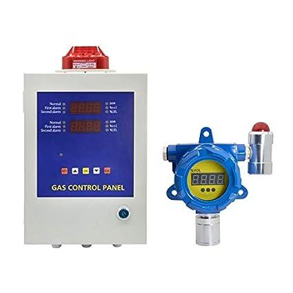 BH-60 Detector de Gas Fijo Detector de dióxido de nitrógeno Alta sensibilidad Larga Vida