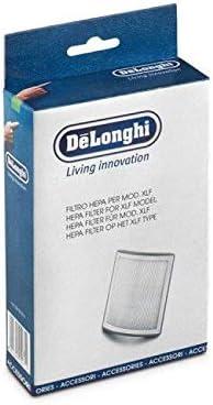 De Longhi Filtro HEPA H12 Para Aspirador Modelo XLF1600 Escoba: Amazon.es: Hogar