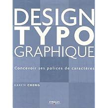 DESIGN TYPOGRAPHIQUE : CONCEVOIR SES POLICES DE CARACTÈRES