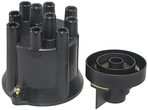 WVE by NTK 3D1180 Distributor Cap and Rotor Kit