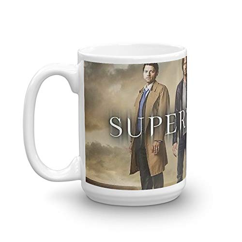 Tyna Ho Supernatural Gift For Coffee Lover 15 Oz