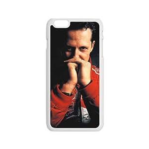 Personal Customization Michael Schumacher F1 Phone Case for Iphone 6