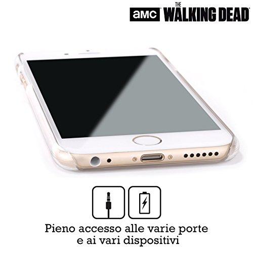 Officiel AMC The Walking Dead Promenade À Vélo Daryl Dixon Étui Coque D'Arrière Rigide Pour Apple iPhone 5 / 5s / SE