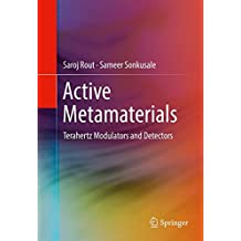 Active Metamaterials: Terahertz Modulators and Detectors