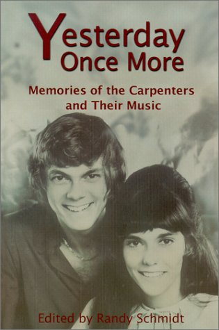 Yesterday Once More: Memories Of The Carpenters And Their Music