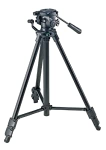 Sony VCT-R640 Lightweight Tripod for DSCV1/P41/W1/P93/P73/P92/P100/P150/F88/F828 Digital Cameras by SOAB9