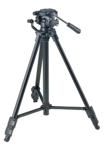 Sony VCT-R640 Lightweight Tripod for DSCV1/P41/W1/P93/P73/P92/P100/P150/F88/F828 Digital Cameras (Tripod For Camera Sony)