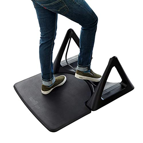 VARIDESK - Standing Desk Anti-Fatigue Comfort Floor Mat - ActiveMat Rocker