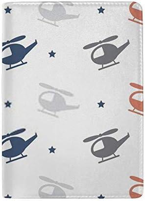 パスポートカバー ホルダー スキミング防止 多機能収納ポケット パスポートケース トラベルウォレット PUレザー エアチケット カードケース 収納ポーチ おしゃれ 綺麗な飛行機柄 高級レザー 出張 便利グッズ 安全な海外旅行用