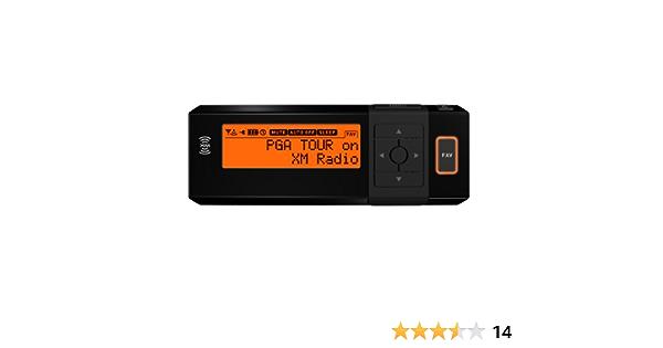 Sportscaster XM Satellite Radio with Car Kit