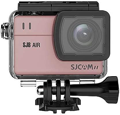 Tarjeta TF de 16GB TF + SJCAM SJ8 Air wifi Cámara de video ...
