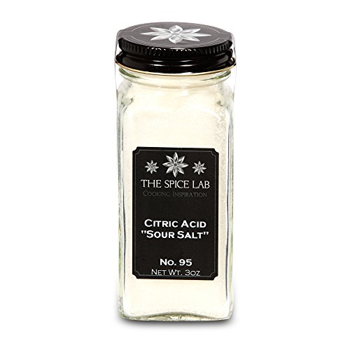 The Sugar Lab Citric Acid – (3 oz French Jar) Made in USA 100% Pure Food Grade Verified for Organic Foods - Kosher Gluten-Free Non-GMO by the sugar lab (Image #8)