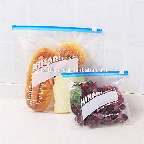 Slide-Rite Multi-Purpose Storage Slider Bag, 30 Piece, Clear – Set of 2 Price & Reviews