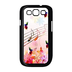 Samsung Galaxy S3 9300 Case Image Of Musical Note YGRDZ19320 Cell Phone Cases Cover Plastic Unique