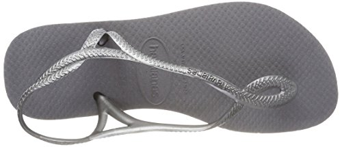 5178 Sandalen Stahlgrau Havaianas Grey Luna Damen 0qWnX