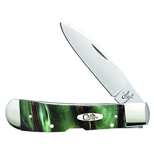 Case Cutlery 18528 Tribal Lock Jungle Green