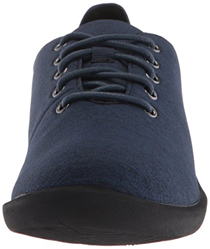 Foncé Cloudsteppers up Clarks Tissu Bleu Lace Tino Chaussures Sillian fHwxxn58Zq