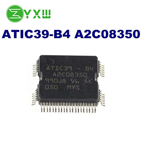Lysee 1pcs/lot ATIC39-B4 A2C08350 Volkswagen jetta car body computer ECU fuel injection engine driver chip