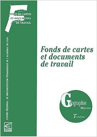 Télécharger en ligne Fonds de cartes, recueil géographie, 3e epub, pdf