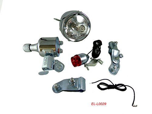 motorized bicycle light kit - 3