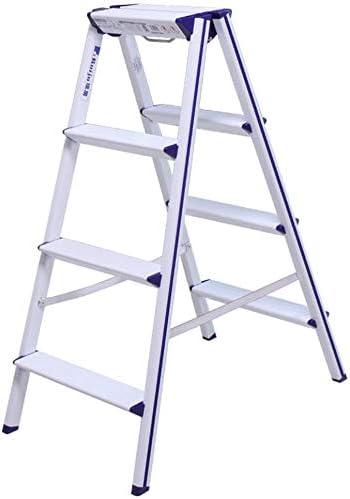 HOMRanger Taburete, Escalera de aleación de Aluminio Escalera Plegable pequeña Escalera Gruesa Taburete de Almacenamiento (Color: # 5): Amazon.es: Hogar