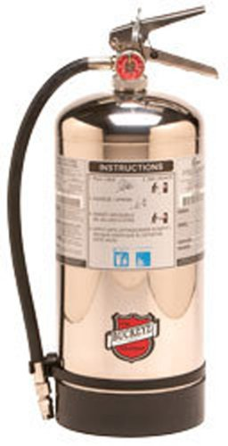 Buckeye 50006 Class K Wet Chemical Hand Held Fire Extinguisher, used for sale  Delivered anywhere in USA