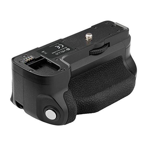 Vello BG-S5 Battery Grip for Sony Alpha a6500 (Vello Battery Grip)