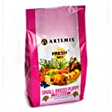 Artemis Fresh Mix Small Breed Dry Puppy Food 15 lb, My Pet Supplies