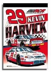 Flags Bill Elliott (Kevin Harvick - 27