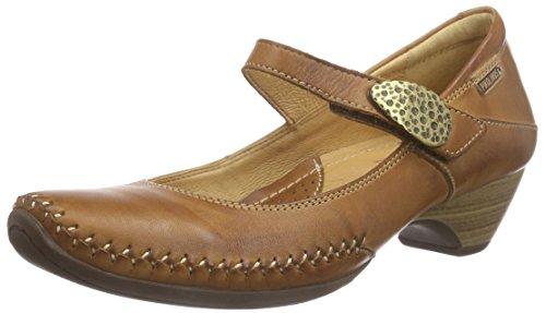 Pikolinos Tabarca 818_v16 - Atado al Tobillo Mujer Marrón - marrón (Brandy)