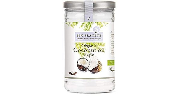 Aceite de coco VIRGIN BIO 950 ml - BIO PLANETE: Amazon.es ...