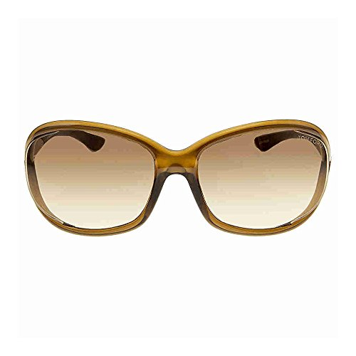 cff7c1102be Tom Ford Women s FT0008 614 Jennifer Sunglasses