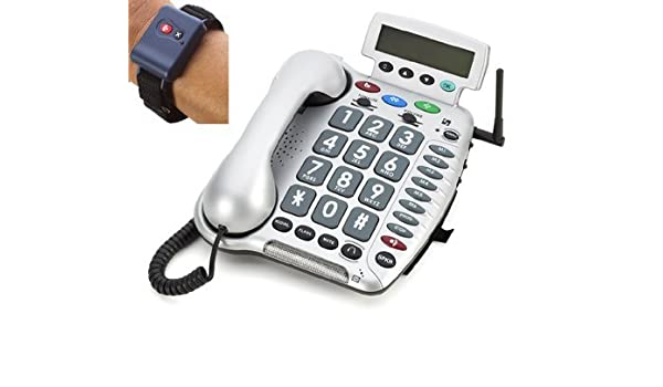Amazon com: Clearsounds CL600 Emergency Connect Telephone