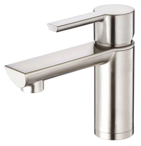 (Danze DH220677BN Adonis Single Handle Lavatory Faucet, Brushed Nickel)