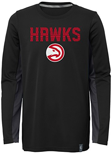 NBA Kids & Youth Boys Assist Shooter Long Sleeve Tee – DiZiSports Store
