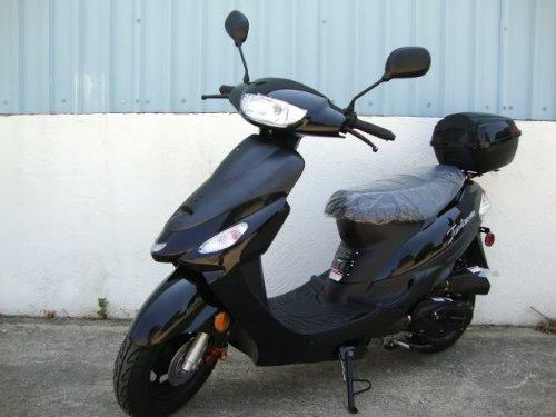 41EXHoA2UUL amazon com renegade tpgs 805 green gas 49cc moped scooter w  at suagrazia.org