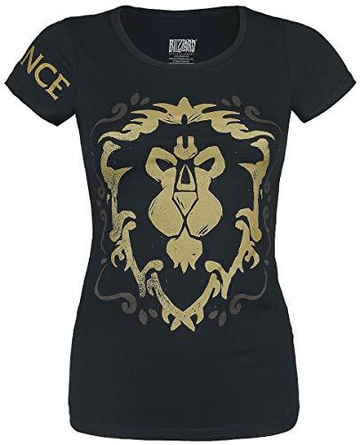 Negro Horde Camiseta World Classic Warcraft Of 8xqXz