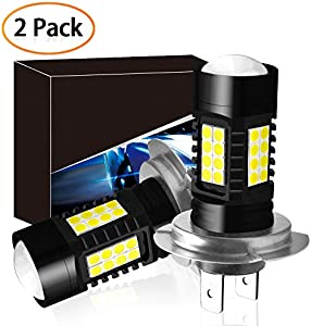 Sweepstakes: Viesyled H7 LED Fog Lights Bulbs Newest…