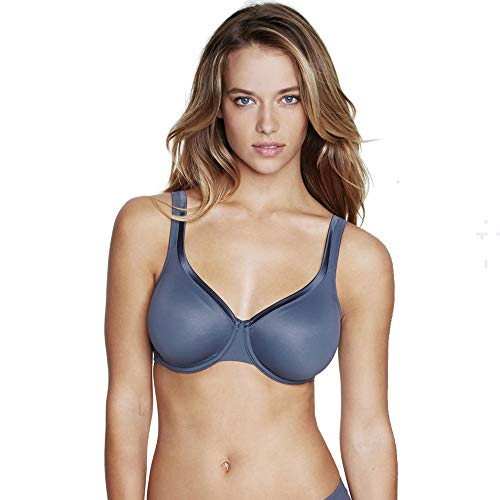 ab1c9bcce Dominique Anais Everyday Seamless Breathable Bra (7200) 42B Graphite Grey
