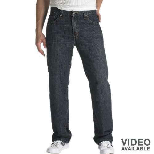 Levi's Men's 559 Relaxed Straight Fit Jean - 42W x 29L - Range Blue (Jeans Straight Fit 559 Relaxed)