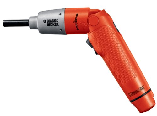 Black & Decker VP750 VersaPak 3.6-Volt PivotDriver Cordless Two-Position Screwdriver by BLACK+DECKER