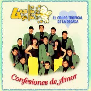 Angeles Azules Confesiones De Amor Amazon Com Music