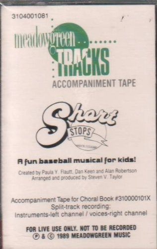 Musical Baseball (Shortstops: A Fun Baseball Musical for Kids! - Accompaniment Tape)