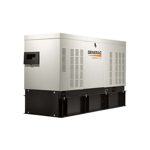 Generac RD01523ADAE Protector Series Diesel Liquid Cooled Standby Single Phase Generator with Aluminum Enclosure, 15kW (Discontinued by Manufacturer)