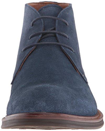Aldo Heren Granges Chukka Boot, Navy Suede, 7.5 D Ons