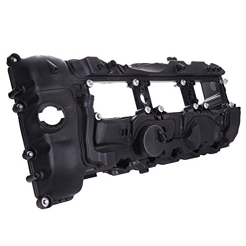 SCITOO Engine Valve Cover with Gasket Replacement for BMW 335i 640i 740i BMW X3 X5 X6 2011-2014 Valve Cover Gasket ()