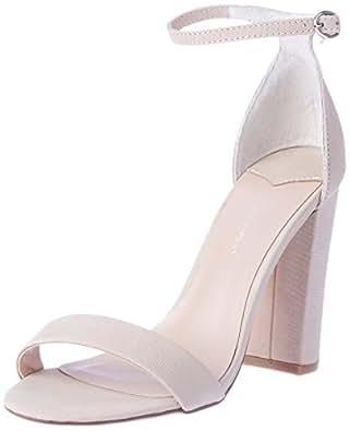 TONY BIANCO Women's Kokomo Fashion Shoes, Skin Berlin, 35.5 EU