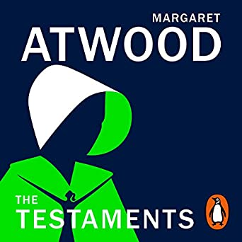 Image result for the testaments audiobook