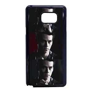 caja oscura Dylan O'Brien T7S02D3EV funda Samsung Galaxy Note 5 funda 7715AY negro