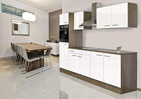 respekta Cucina in Blocco Cucina in Blocco Cucina Riga 270 cm Rovere ...